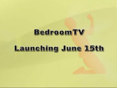 Bedroom TV