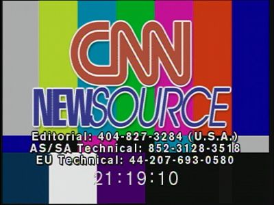 CNN Newsource feed (SES 4 - 22.0°W)