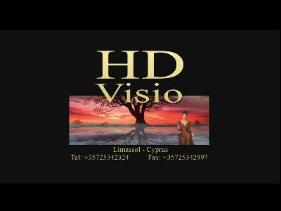 HD Visio TV